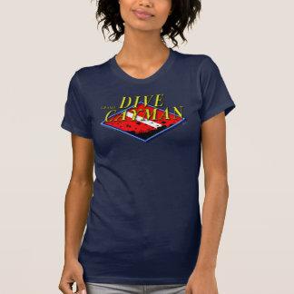 Dive Grand Cayman Ladies Shirt