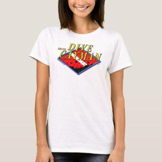 Dive Grand Cayman Ladies T-shirt
