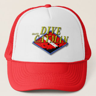 Dive Grand Cayman Trucker Hat