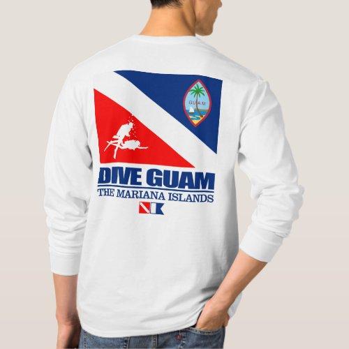 Dive Guam sq T_Shirt