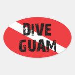 Dive Guam Sticker