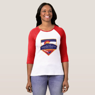Dive Horsetooth Ladies LS T-Shirt