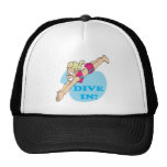 Dive In Hat