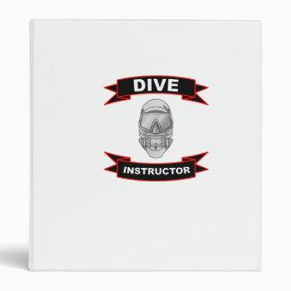 Dive Instructor Binder 2