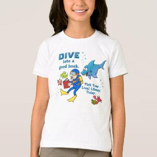 Dive Into A Good Book T-Shirt