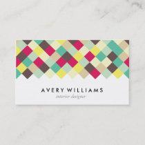 Dive Into Color Business Card