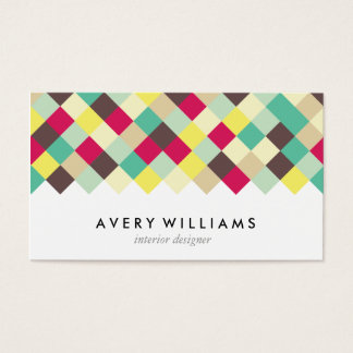 Dive Into Color Business Card