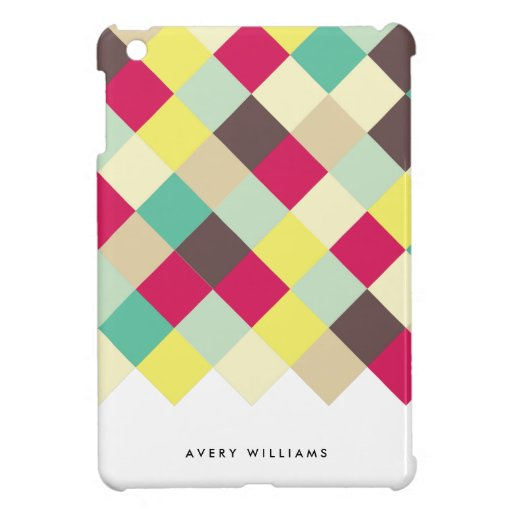 Dive Into Color iPad Mini Cover