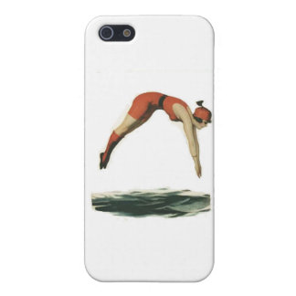 Dive into Water Case For iPhone SE/5/5s