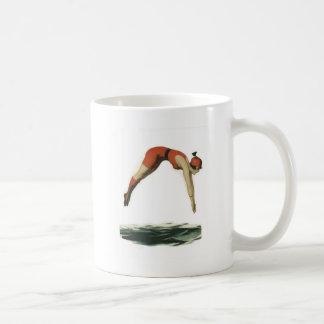 Dive into Water Coffee Mug
