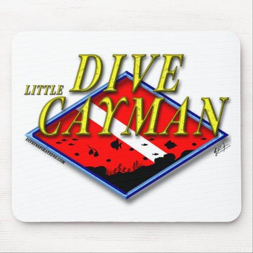 Dive Little Cayman Mouse Pad