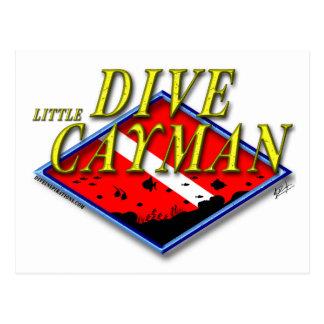 Dive Little Cayman Postcard