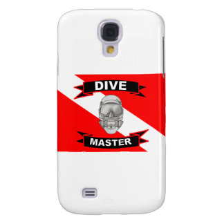Dive Master products Galaxy S4 Case
