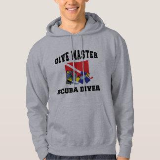 Dive Master SCUBA Diver Sweatshirt