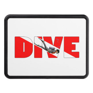 Dive Master Tow Hitch Cover