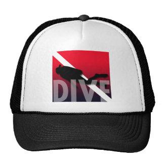 DIVE MESH HAT
