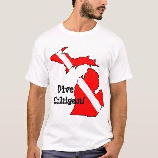 Dive Michigan! T-Shirt