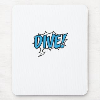 Dive Mouse Pad