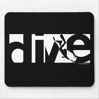 Dive Mouse Pad