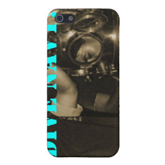 Dive Navy iPhone4 Case Case For iPhone 5