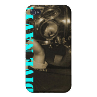 Dive Navy iPhone4 Case Cases For iPhone 4