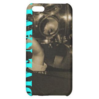 Dive Navy iPhone4 Case iPhone 5C Case