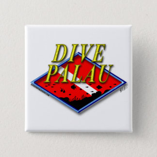 Dive Palau Button