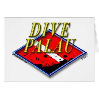 Dive Palau Card