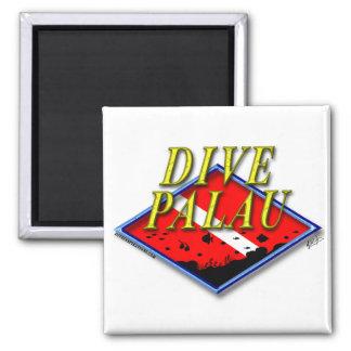 Dive Palau Magnet