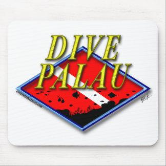 Dive Palau Mousepad