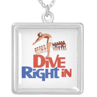 Dive right in jewelry