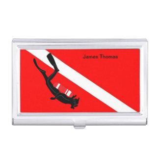 Dive Shop - Dive Master Business Card Holder