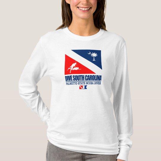 Dive South Carolina Apparel T-Shirt
