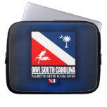 Dive South Carolina Laptop Sleeve