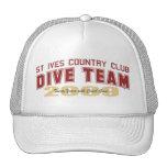 Dive Team Hat 2009