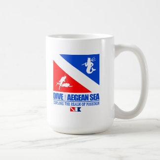 Dive The Aegean Sea Coffee Mug