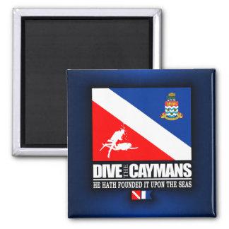 Dive The Caymans Magnet