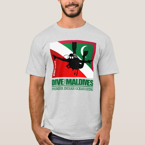 Dive The Maldives DF2 T_Shirt