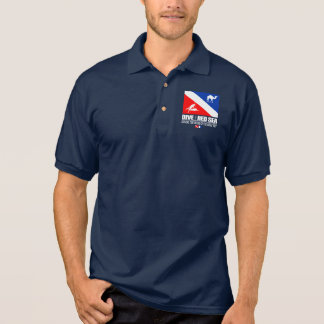Dive The Red Sea Polo Shirt