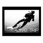 Dive Trip Postcard