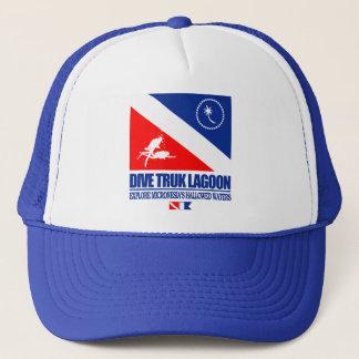 Dive Truk Lagoon Trucker Hat