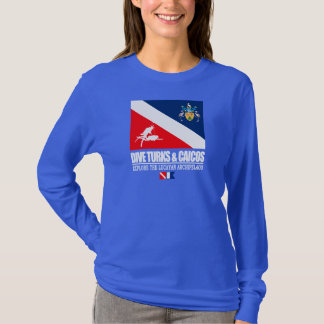 Dive Turks & Caicos Apparel T-Shirt