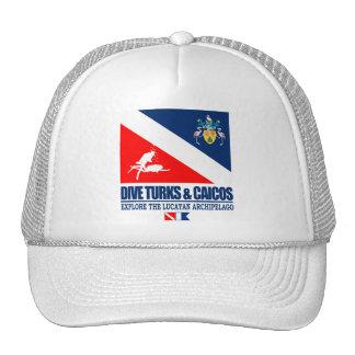 Dive Turks & Caicos Trucker Hat