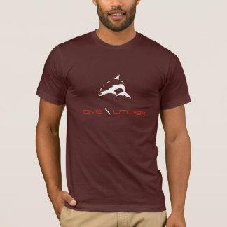 Dive Under SCUBA Dolphin T-shirt