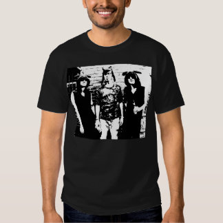 divebomb B&W Tee Shirt