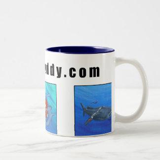 DiveBuddy.com Coffee Mug