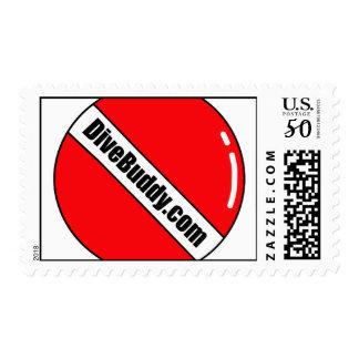 DiveBuddy.com Stamps