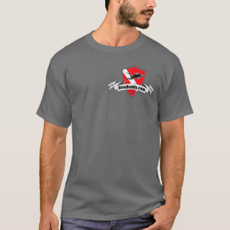 DiveBuddy t-shirt