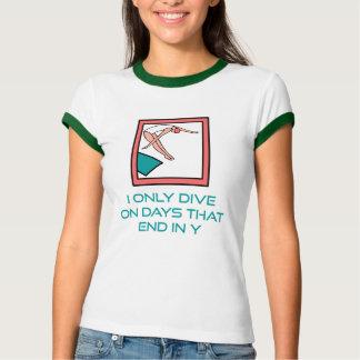 DiveChick Days T-Shirt