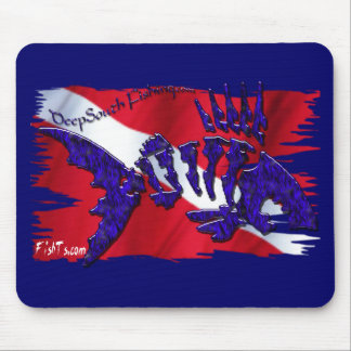 DiveGear Collection Mouse Pad